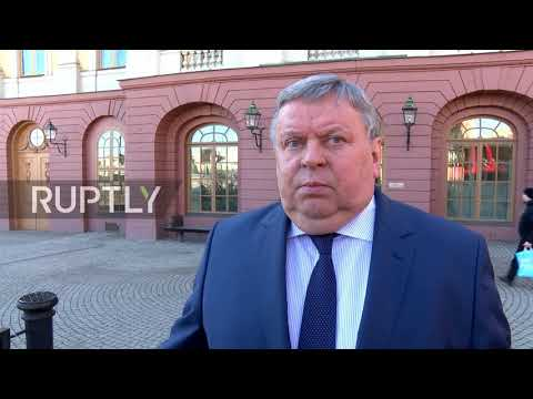 Sweden: Russian ambassador to Sweden summoned over Zakharova 'Skripal' comments