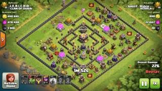 Clash of Clans - Baby Dragons in Legends League! - TH9 Pushing with Baby Dragon CoC