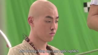 Tây Du Ký: Mối Tình Ngoại truyện 2 I  BTS Đường Tăng Ngô Diệc Phàm