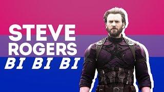Steve Rogers | Bi Bi Bi