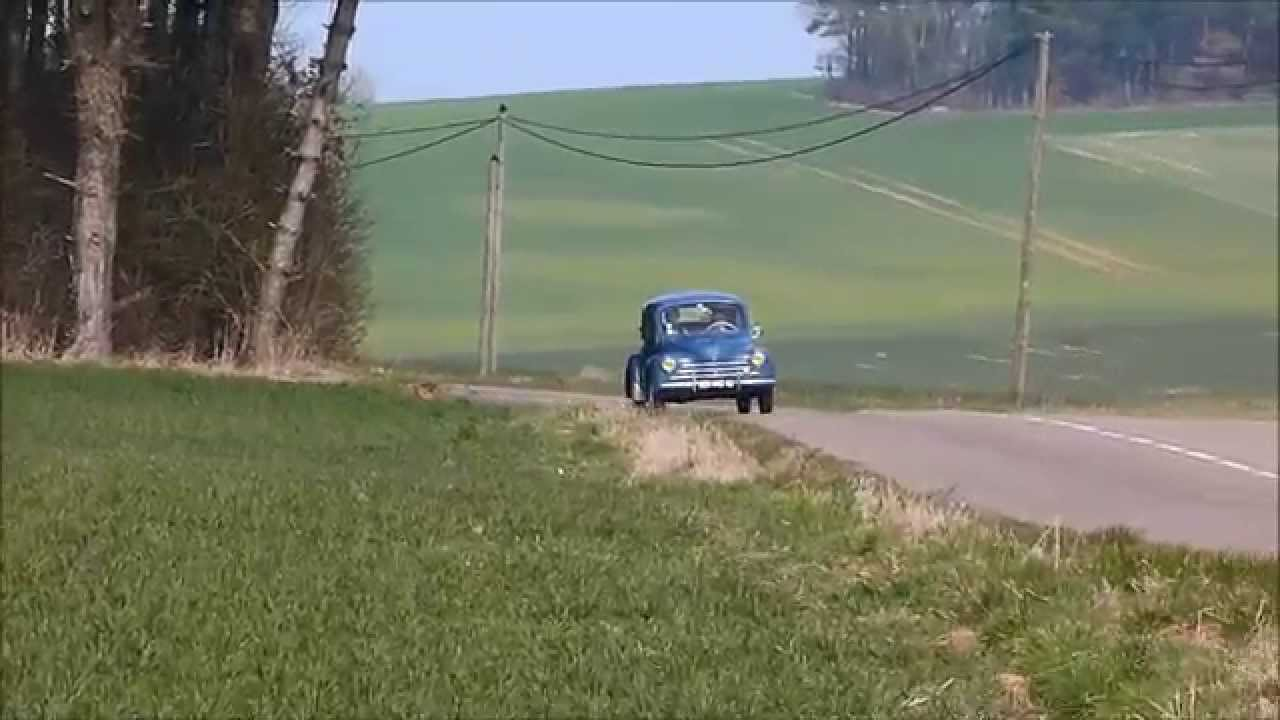 画像: kRenault 4CV par News d'Anciennes www.youtube.com