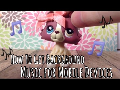 LPS: How To Get Background Music (for Mobile Devices)