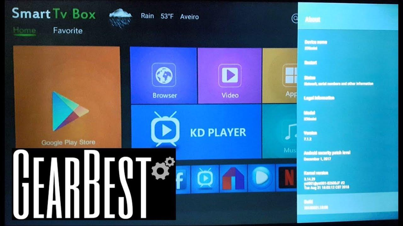 X96 Mini Tv Box 2gb Ram 16gb Rom Gearbest - Somurich com
