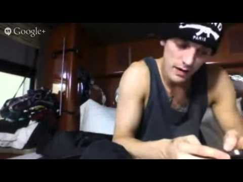 Aaron Carter Live Chat