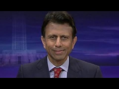Bobby Jindal makes his case for the GOP nomination