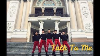 Chi Pu | Talk To Me (Có Nên Dừng Lại) Dance Cover by ILLUSION DANCE TEAM