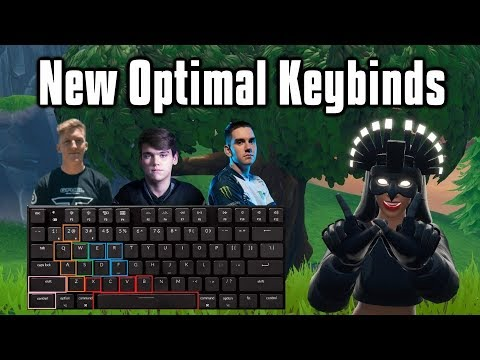 Best New Keybinds Every Pro Player Is Switching To! - Fortnite Battle Royale