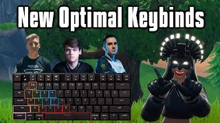 Best New Keybinds Every Pro Player Is Switching To!   Fortnite Battle Royale