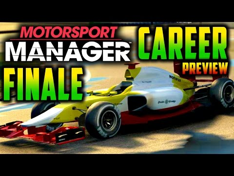 WORLD CHAMPIONS?! Motorsport Manager PC GAMEPLAY CAREER FINA