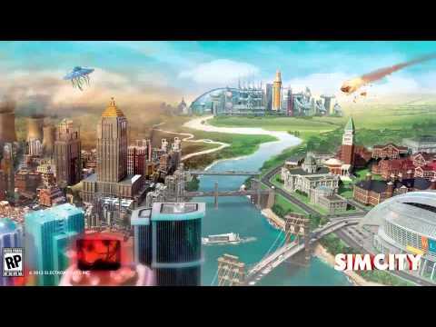 Simcity (2013) OST [FULL]