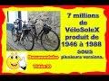 Vélo SoleX 1946 à 1988