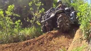 Trilha de Quadriciclo -  Botucatu - O Retorno - 27 out 2012
