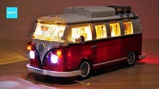 レゴ をLEDで光らせる  クリエイター T1 キャンパーバン 10220 / LIGHTAILING LEGO Light Set For Volkswagen T1 Camper Van