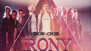 """IRONY - SHOW - Зачем топтать мою любовь (Кавер версия песни группы """"Смысловые Галлюцинации"""")."""