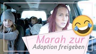 Adoption Papiere mitgebracht / Ikea Erfolg / 2.10.18 / FRAU_SEIN