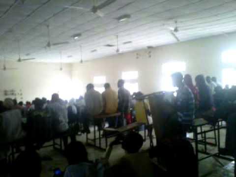 heat wan kill students @ unimaid Borno state Nigeria