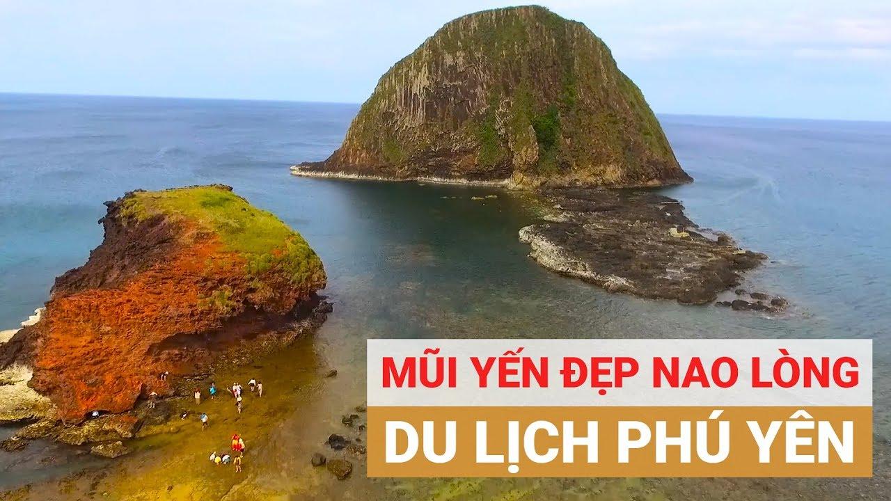 Đẹp nao lòng MŨI YẾN ở PHÚ YÊN | Ngắm san hô KHÔNG CẦN LẶN | Du lịch PHÚ YÊN