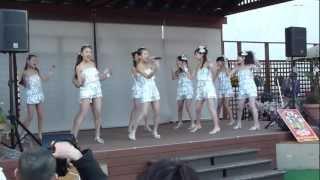 2012年3月25日 震災復旧し、全館グランドオープンした仙台駅前EBeanSで...
