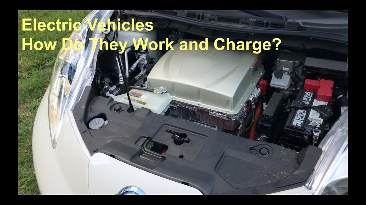 Electric Vehicle Basics Performance Charging And Design