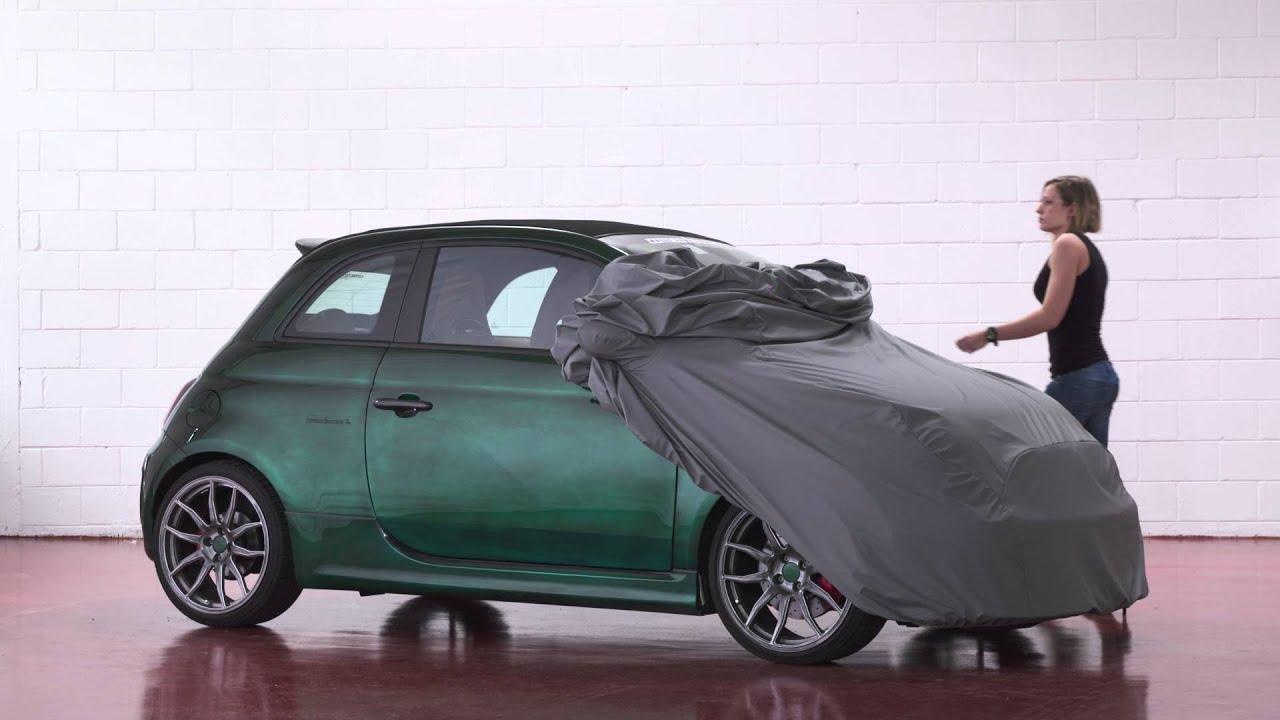 Covercar Copriauto Da Esterno Su Misura Tailor Made Outdoor Car