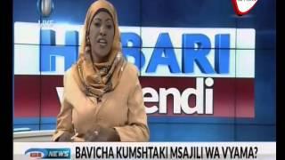 BAVICHA Yatishia Kumshitaki Msajili wa Vyama vya Siasa