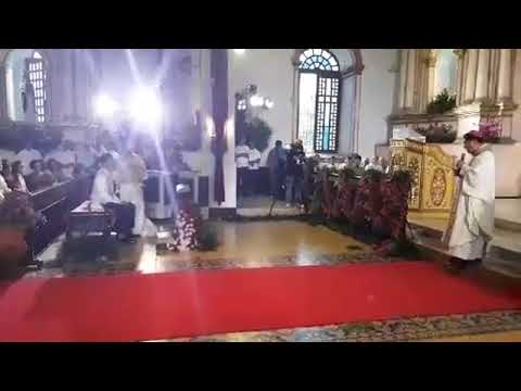 IMEE MARCOS - THANKSGIVING MASS FOR MARCOS AT MANGLAPUS WEDD