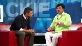 Джеки Чан о съемках нового фильма и о фанате из России