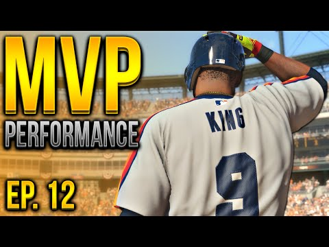 MLB 16 - S6 RTTS: MVP PERFORMANCE + ALDS!
