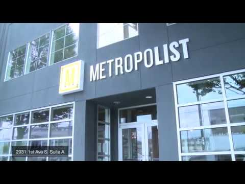 Metropolist Event Space Tour, Seattle Wedding, Corporate & Retreat Venue