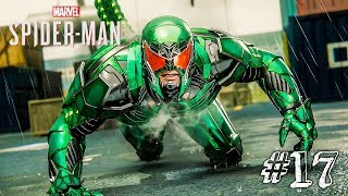ЧЕЛОВЕК ПАУК ПРОТИВ НОСОРОГА И СКОРПИОНА! ► Spider Man PS4 Прохождение #17