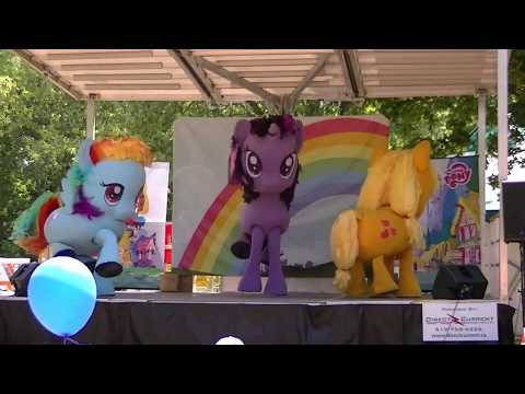 My Little Pony Live On Stage
