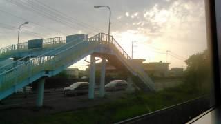 JR 呉線 呉ポートピア~天応 車窓風景