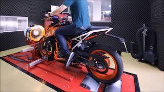 2017 KTM Duke 390 Dyno Top Speed 199 km/h Run with Powertronic Piggyback ECU & Quickshifter