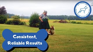 Consistent, Reliable Results