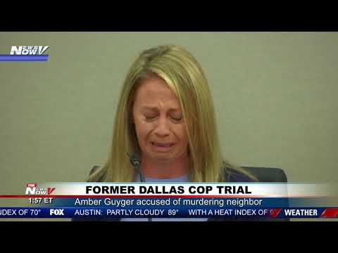 EMOTIONAL TESTIMONY: Former Dallas PD Officer Amber Guyger on trial in Texas from YouTube · Duration:  10 minutes 32 seconds