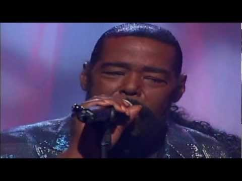 "Barry White - let the music play (2000) ""Live Performance"""
