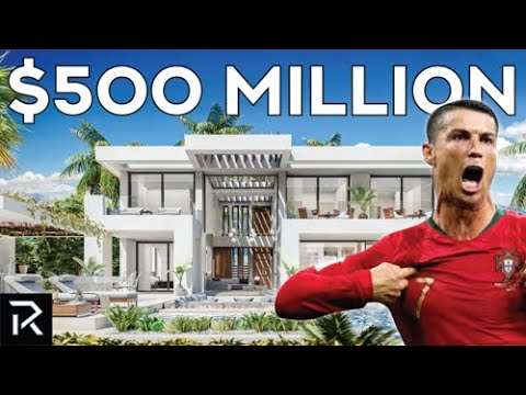 Download How Cristiano Ronaldo Spends His Millions