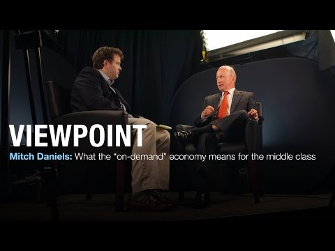 "What the ""on-demand"" economy means for the middle class 