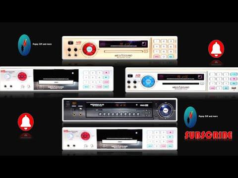 MS Megasound  MP Megapro Plus DVD Push Button Actual Wiring Diagram for videoke