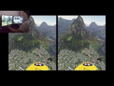 War Thunder vridge(riftcat) Android VR gameplay - YouTube