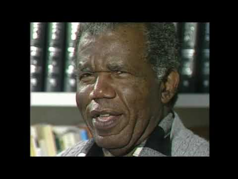 CHINUA ACHEBE: The Importance of Stories