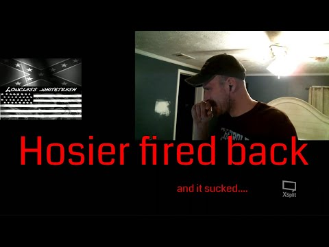 Hosier, All Kings must die Upchurch diss...and it sucks. Bad! Reaction