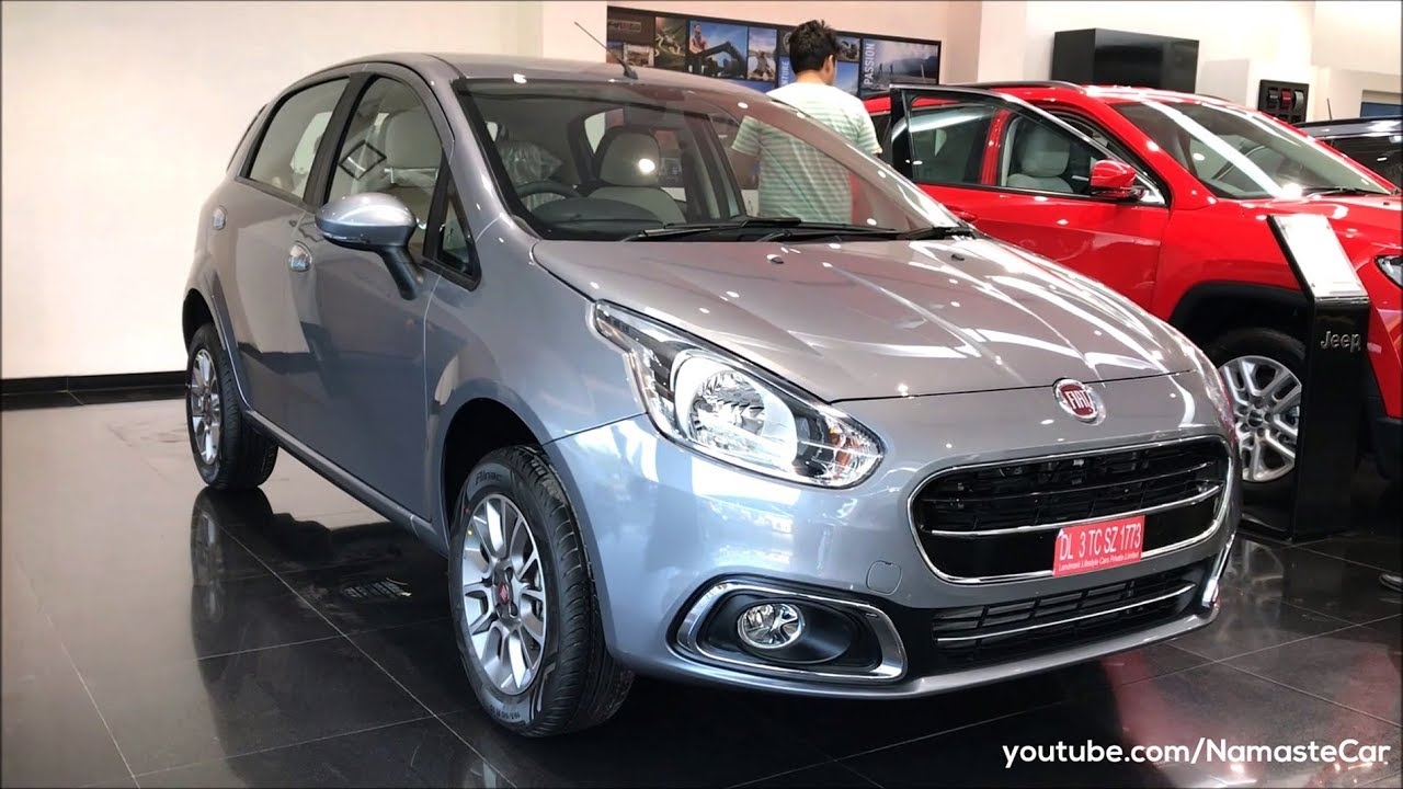 Fiat Punto 2018 >> Fiat Punto Evo Powertech 90 Hp Emotion 2018 Real Life Review Youtube