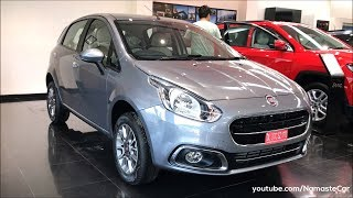 Fiat Punto Evo PowerTech 90 HP Emotion 2018 | Real-life review