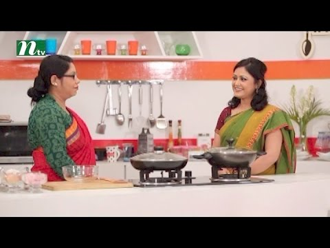 Today's Kitchen  (টুডে'স কিচেনে)    Episode 48   Food programme