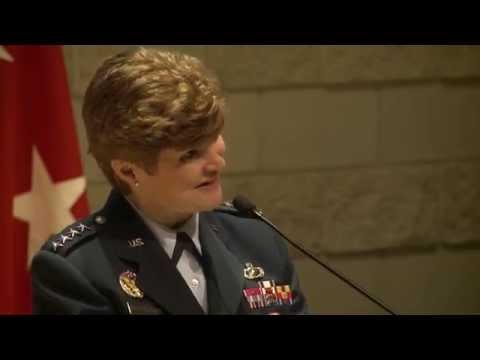 JFPDTS | Gen. Janet Wolfenbarger