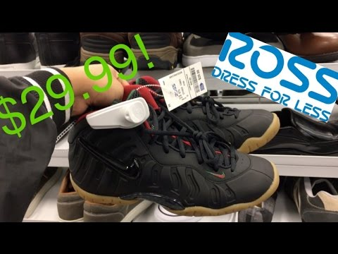 5e2fa512597 I FOUND GUCCI FOAMPOSITES AT ROSS ! 29.99   Other dope NIKE STEALS - YouTube