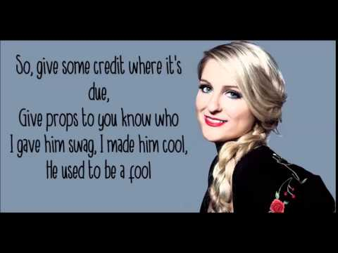 Meghan Trainor - Credit |Lyrics|