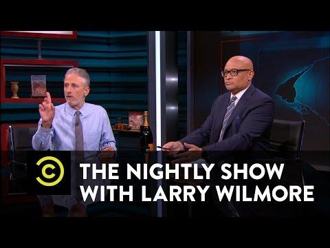 The Nightly   Love From Jon Stewart