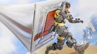 THE NEW APEX LEGEND: DOOR!!  - Best Apex Legends Funny Moments and Gameplay